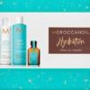 Moroccanoil Hydration-Kоледен комплект за хидратация