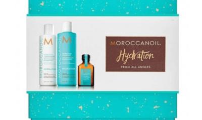Подаръчен комплект Moroccanoil Hydration