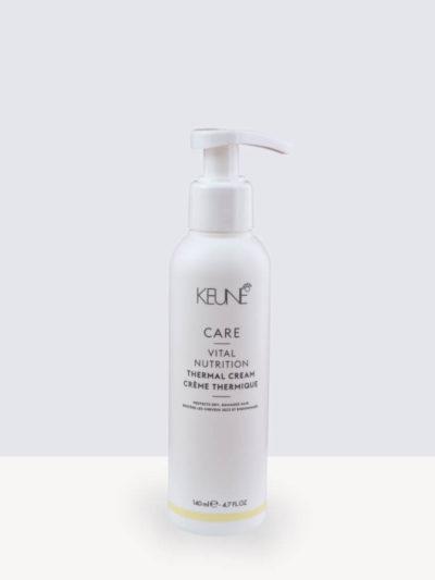 Термозащитен крем за подхранване 140ml  Keune Vital Nutrition Thermal Cream