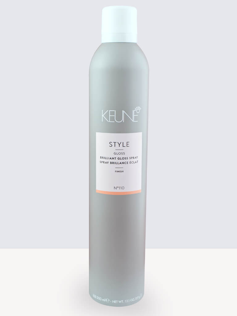 Спрей за блясък Keune Style Brilliant Gloss Spray 500ml