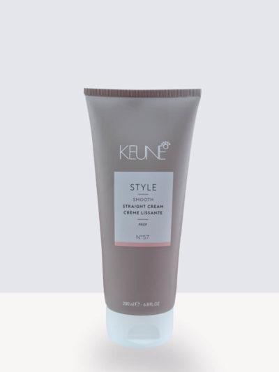Изглаждащ крем за изправяне Keune Style Smooth Straight Cream 200ml