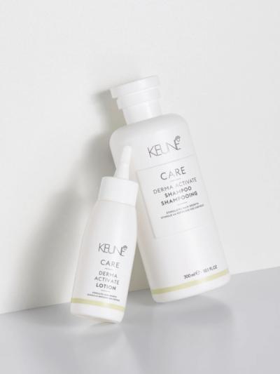 Keune Derma Activate - Серия за рядка и изстъняла коса