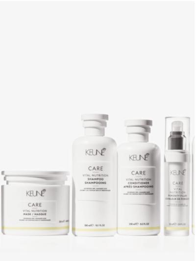 Keune Vital Nutrition - Серия за изтощена коса