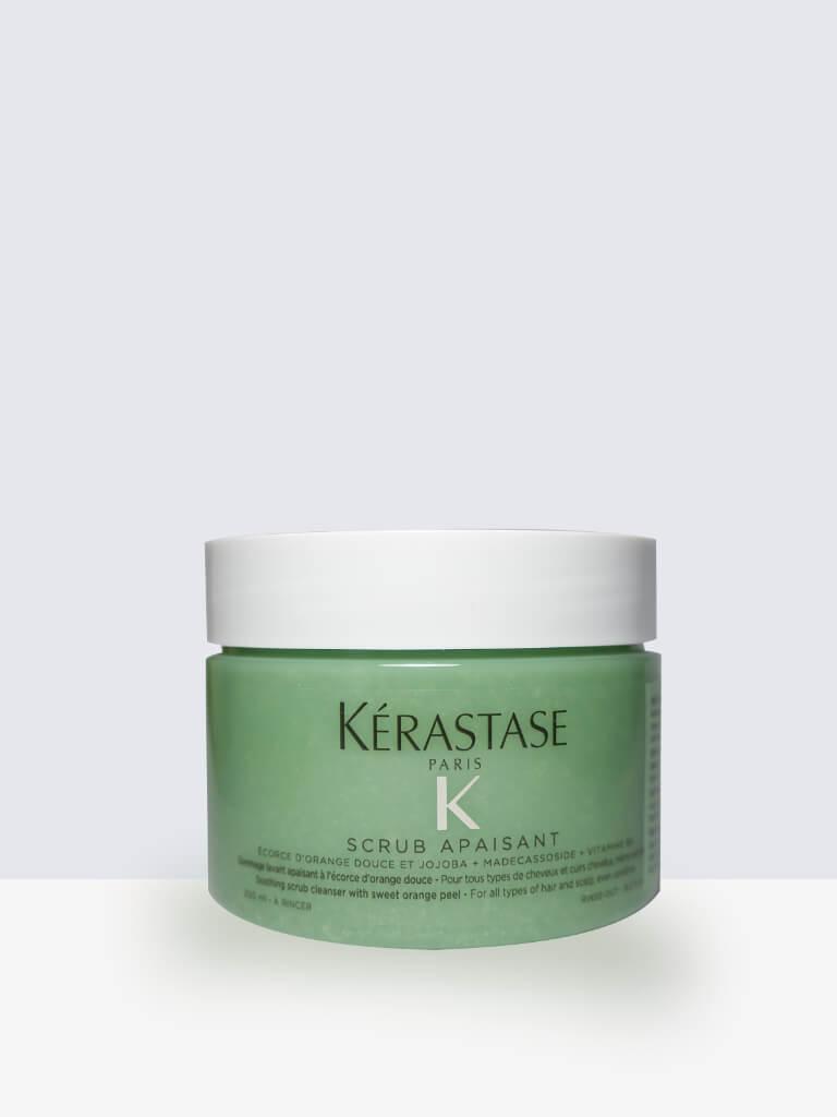 Kérastase Scrub Apaisant 250ml - Дълбокопочистващ скраб за чувствителен скалп