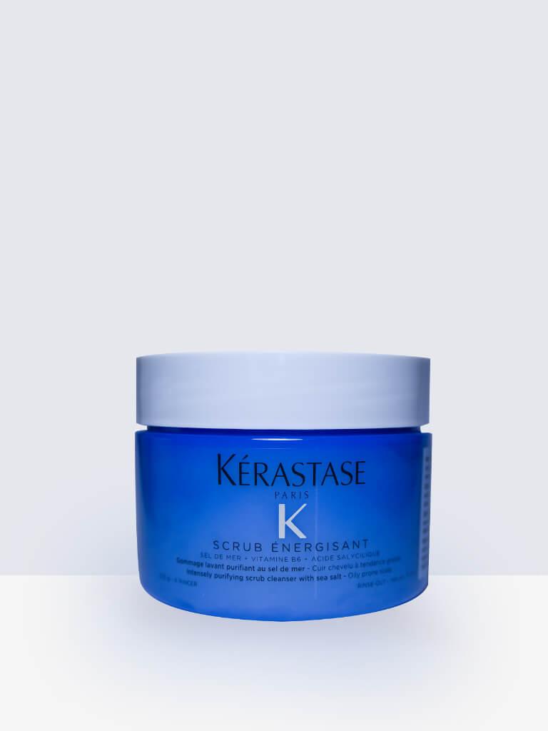 Kѐrastase Scrub Energisant 250ml - Дълбокопочистващ скраб за скалп детокс