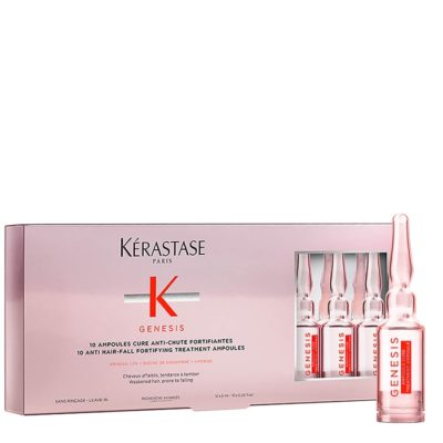 GENESIS Ampoules Cure Anti-Chute Fortifiantes Ampoules-Ампули против косопад 10бр