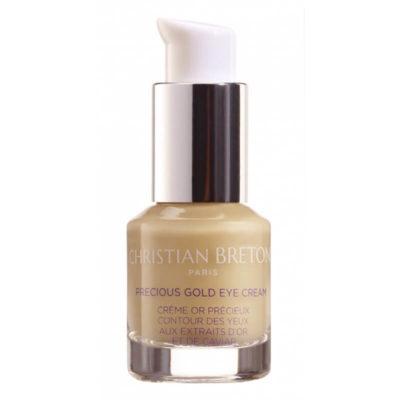 Маска за очи с чисто злато и хайвер от Christian Breton
