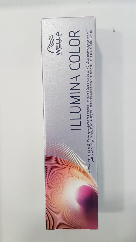Wella Coloration ILLUMINA COLOR 60ml /Перманентна крем боя за коса 60мл