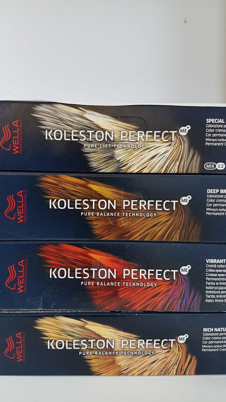 Wella Coloration Koleston Perfect 60ml /Трайна боя за коса с амоняк