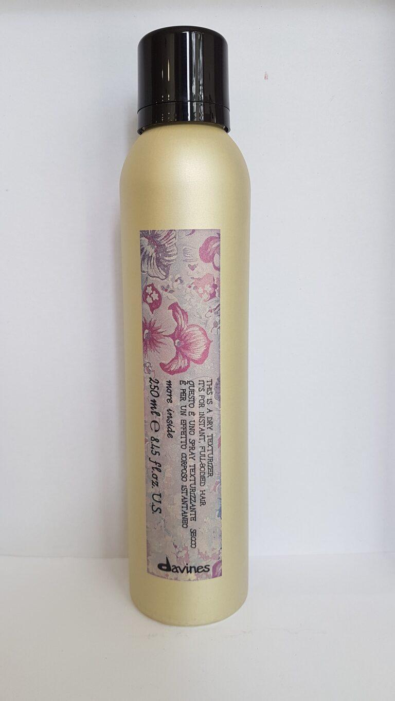 Davines Dry Texturizer 250ml . Сух текстуриращ спрей със средна фиксация.