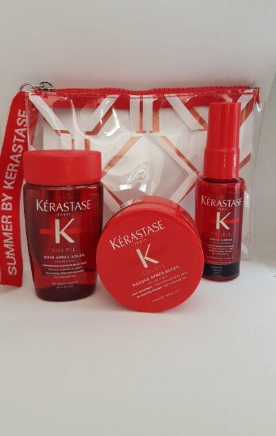 Kerastase Soleil. Травел комплект слънчева серия