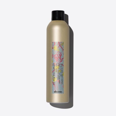 Davines Extra Strong Hairspray 400ml. Лак екстра силна фиксация.