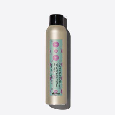 Davines Invisible no gas spray 250ml .Невидим спрей за коса без газ със средна фиксация.