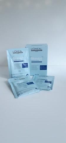 LOreal Professionnel Blondys 17g/ Блондис пудра-регулатор за изсветляване на естествена коса