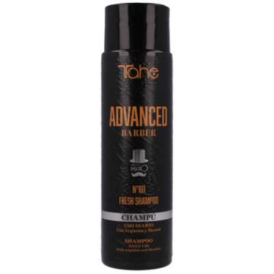 Nº101 FRESH SHAMPOO 300ml advanced barber – Шампоан за ежедневна грижа