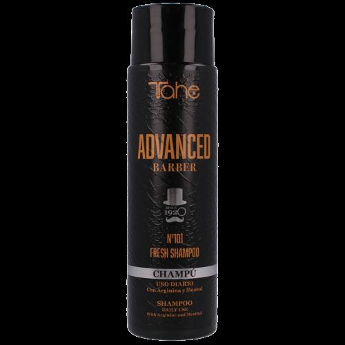 Nº101 FRESH SHAMPOO 300ml advanced barber - Шампоан за ежедневна грижа