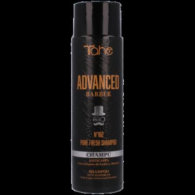 Nº102 PURE FRESH SHAMPOO 300 ml advanced barber – Шампоан против пърхот