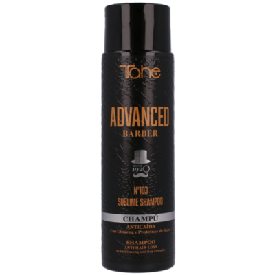 Nº103 SUBLIME SHAMPOO 300 ml advanced barber – Шампоан против косопад