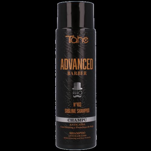 Nº103 SUBLIME SHAMPOO 300 ml advanced barber - Шампоан против косопад