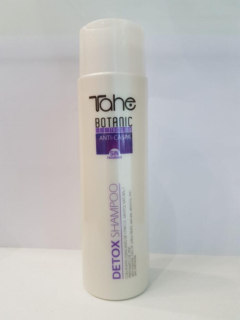 TAHE Detox Shampoo-Ефективна програма против пърхот 300мл