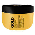 KERATIN GOLD MASK 300ml – Маска за коса с течно злато TAHE