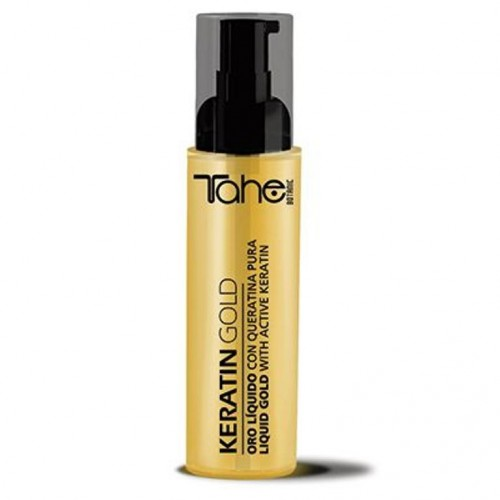 TAHE Botanic Keratin Gold 30 ml – Арганово олио за коса 30 мл.