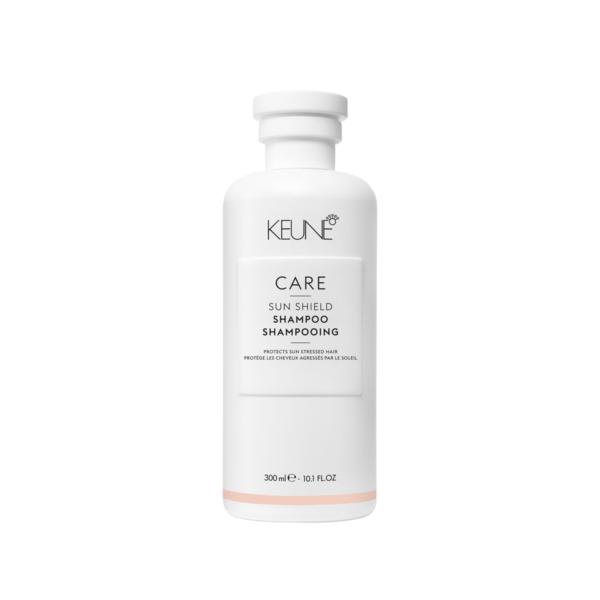Шампоан за защита от слънчеви лъчи-sun shield shampoo KEUNE 300ml