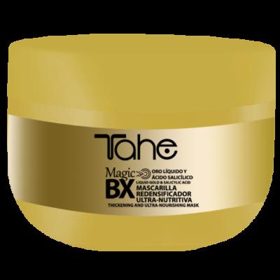 TAHE Magic BX Gold Thickening hair mask 300 ml – Уплутняваща и подхранваща маска за коса