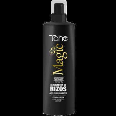 TAHE MAGIC RIZOS-CURLS BOOSTER 300ml (Pump Spray) – Лосион за къдрава коса 300мл