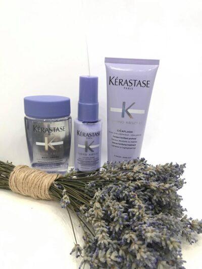 Kerastase Travel Size Kit Blond Absolu-комплект за пътуване