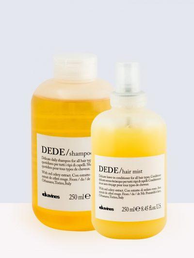 Davines Dede-Шампоан за ежедневна употреба+Балсам без отмиване за ежедневна употреба