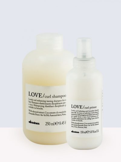 Комплект Davines Love curl-за къдрава коса