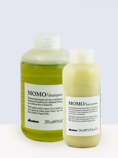 Комплект Davines Momo -за суха коса
