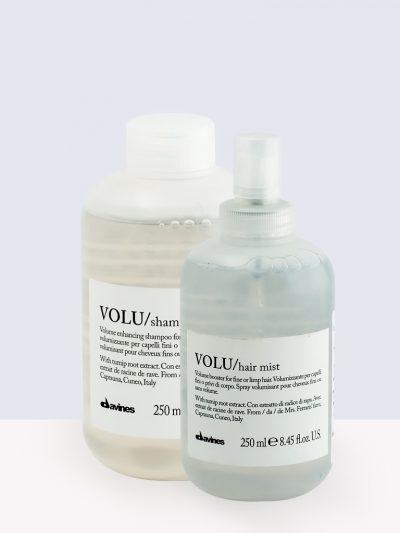Комплект Davines Volu-за тънки коси