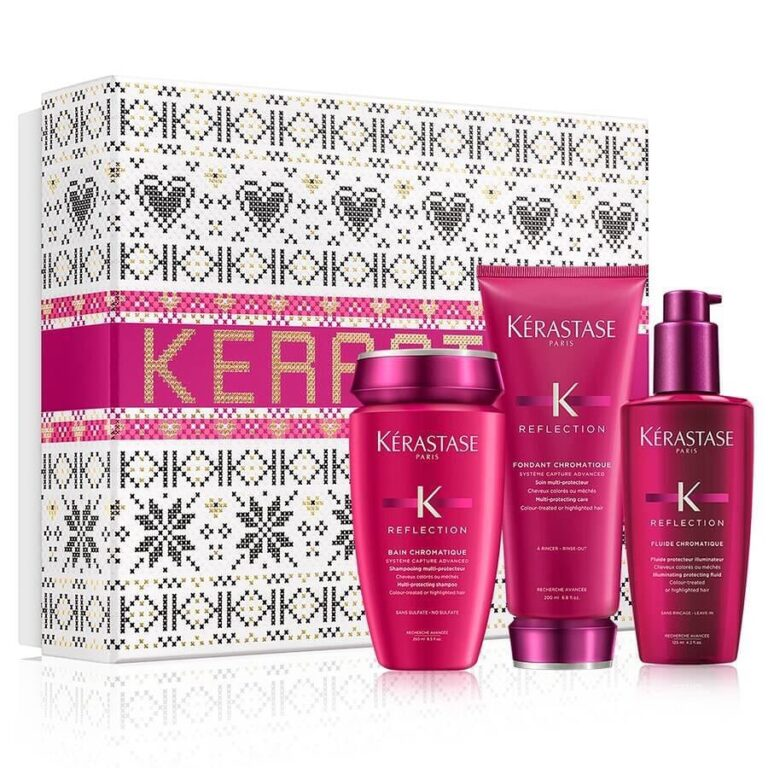 Kerastase Reflection- Коледен комплект за боядисани коси + подарък