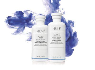 Кeune Silver Savior-Kомплект за руса коса