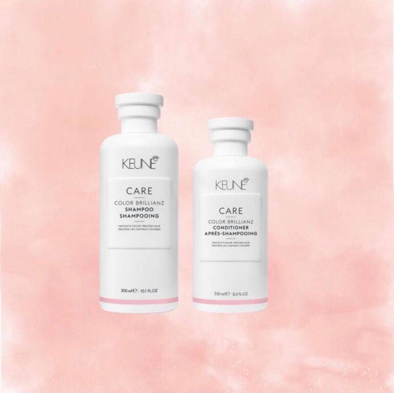 Keune Color Brillianz – Комплект за боядисана коса