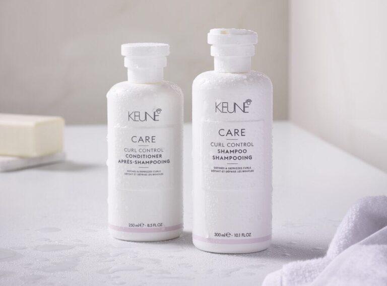 Keune Care Curl-Комплект за къдрава коса