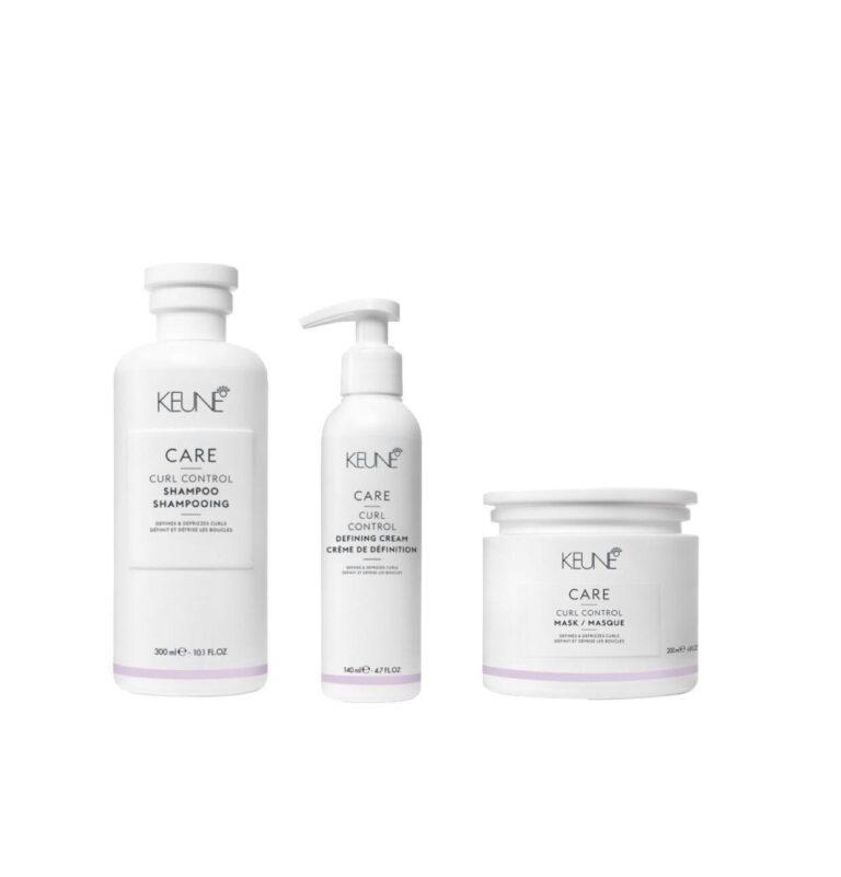 Keune Care Curl-Koмплект за къдрава коса