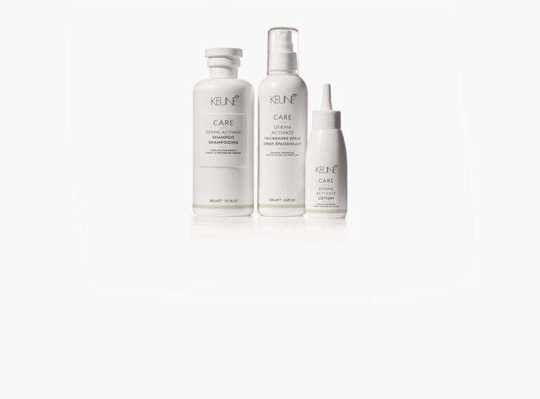 Keune Derma Activate-Комплект за рядка и изтъняла коса