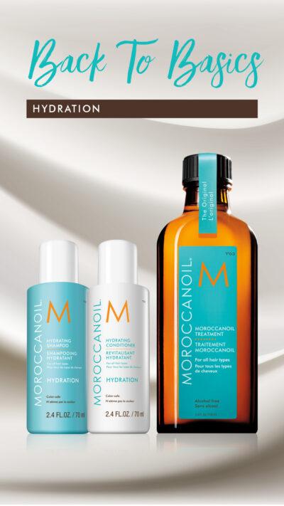 Moroccanoil Holiday Set Hydration-Хидратиращ комплект