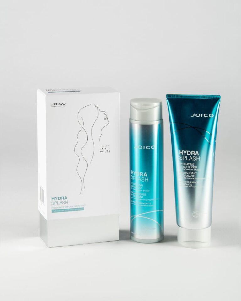 Joico Hydra Splash Christmas Set-Коледен комплект за хидратация на тънки коси