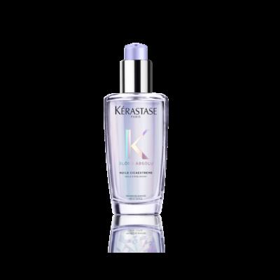 Kerastase Blond Absolu CicaExtreme Huile 100ml-Интензивно подсилващо олио-концентрат за след изсветляване