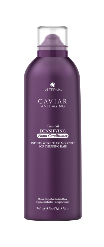 Alterna Caviar Anti-Aging Clinical Densifying Foam Conditioner- мус-пяна балсам за обем 240г