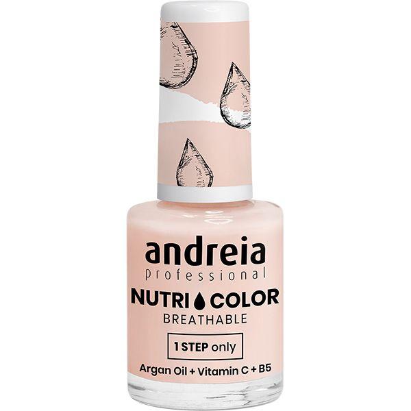 Лакове за нокти Andreia Professional-Nutricolor дишащи