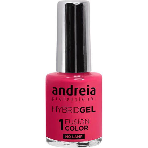 Hybrid Gel- Fusion color- Дълготраен лак за нокти