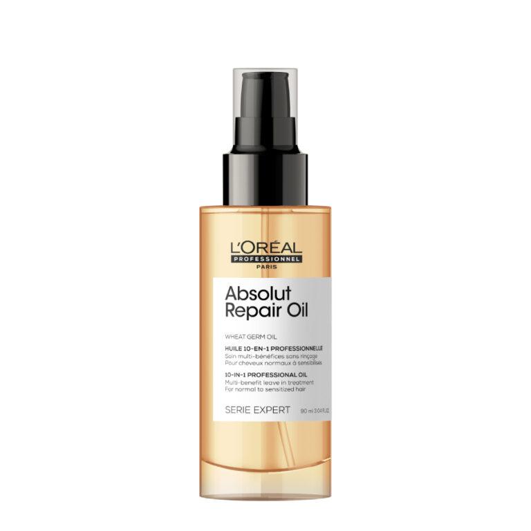 Absolut Repair 10 IN 1 Leave In Oil  90ml-Възстановяващо олио