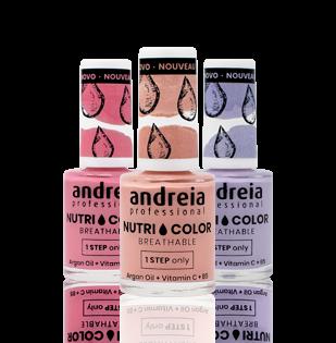 Nutri Color- Care & Colour-Лакове за нокти