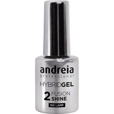 Hybrid Gel Fusion Shine-Лак за нокти втора стъпка