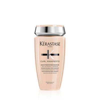 Kerastase Curl Manifesto Bain Hydration Douceur Shampoo-Шампоан за къдрава коса 250мл